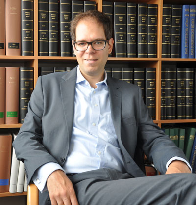 Lawyer Sascha C. Fürstenow